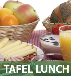 Tafellunch tafel lunch